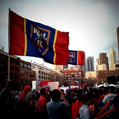 Real Salt Lake Fans