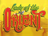 Lady of the Orient video slot game