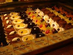 Payard Dessert Case