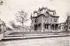 Elisha Taylor (southofbloor) Tags: house building architecture lost missing detroit victorian architect destroyed demolished