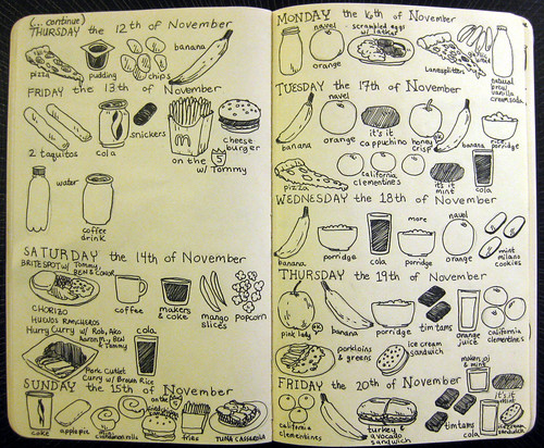 Food Journal 12