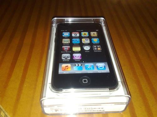 Mi Nuevo iPod Touch 64 GB