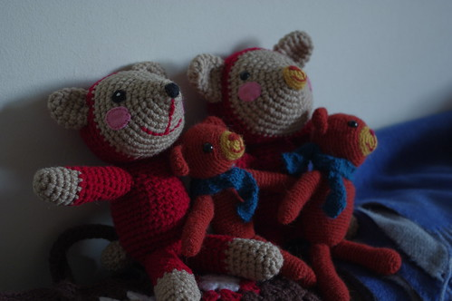 crochet animals 1