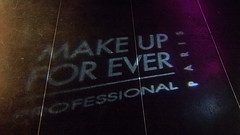 25 YEARS MAKE UP FOR EVER PARTY