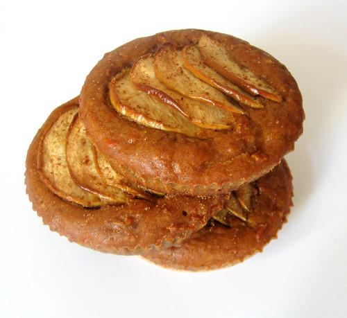 apple & squash cake