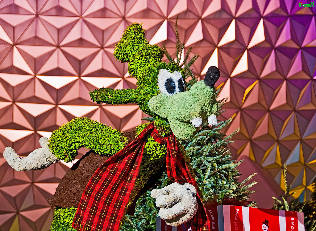 Goofy About EPCOT