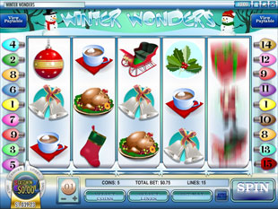Winter Wonders slot game online review