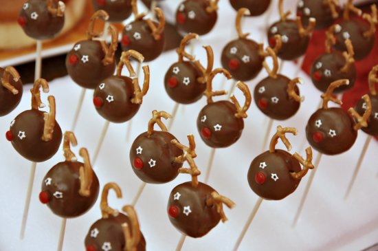Reindeer Pops header