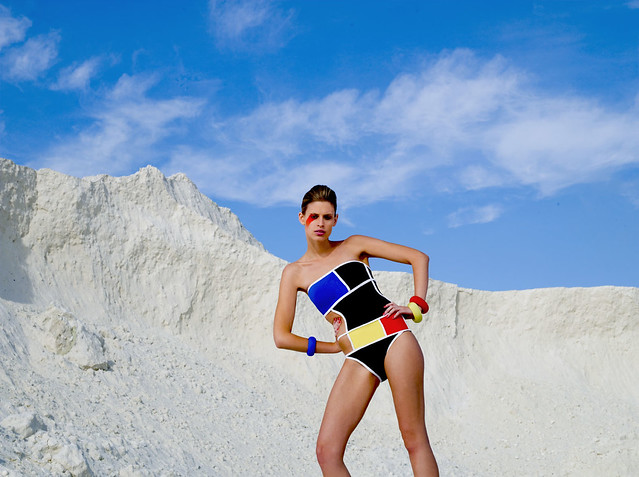 Mondrian Swim 2009