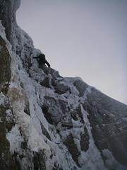 Polar Bear (VI,6), Black Ladders,Carneddau