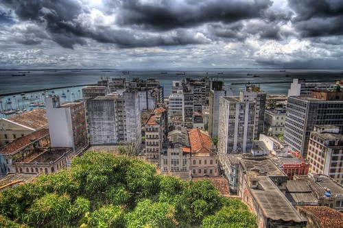 Salvador's Lower Town