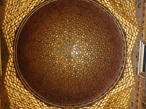 Cúpula Alcázar de Sevilla