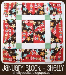 January Block - Shelly