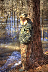 Franny January 2010 (finchlake2000) Tags: camping trees winter woman lake color tree ice nature water colors parish angel creek photoshop canon river landscape geotagged island eos rebel landscapes boat duck fishing louisiana blind flood union ducks landing campfire upper finch swamp cypress intimate hdr franny ouachita cypresstree nwr photomatix finchlake abigfave t1i canont1i dailynaturetnc09 upperouachitanwr upperouachita gulftnc09 photocontesttnc11 womenandwatertnc11