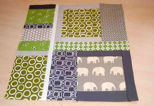 Sew New To Me Virtual Quilting Bee * Cristin *