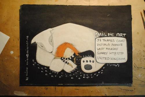 Mail Me Art 2010