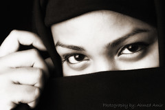 Mystery Eyes ( Ahmed Amir) Tags: portrait eye beautiful beauty mystery photo eyes photographer photos hijab amir unclassified niqab maldives ahmed maldivian