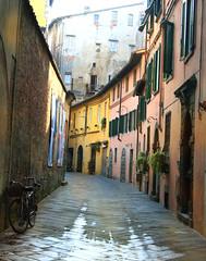 racconti di viaggio a lucca toscana italia