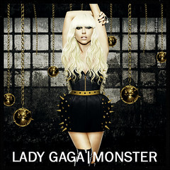 Lady Gaga - Monster [TFM.3] (netmen!) Tags: 3 monster lady track fame gaga blend the netmen