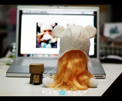 Nerd and Kumo-Chan is enjoying their picture on Flickr.