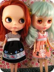New Dresses!