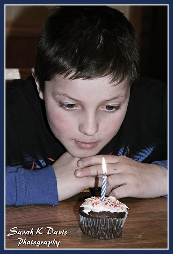 Cole's cupcake