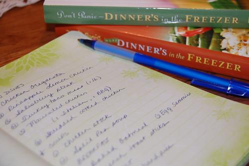 february freezer cooking plan