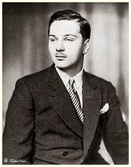 H.M. King Farouk I Of Egypt In 1937 (Tulipe Noire) Tags: africa portrait 1930s egypt middleeast prince farouk cairo egyptian 1935
