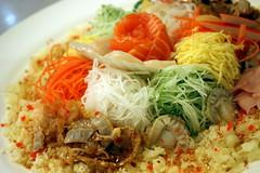 Sushi King Yee Sang 1
