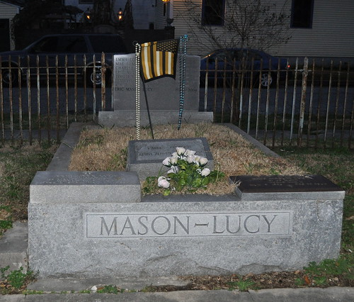 Masonic- Mason-Lucy Saints