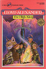 4339081117 77f6df08dc m Top 100 Childrens Novels #68: The High King by Lloyd Alexander