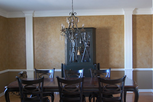 Old dining fixture