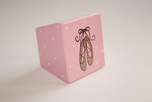 44 / 365   2010 Ballerina knob
