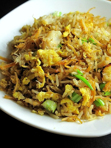 Scallop Fried Rice 6