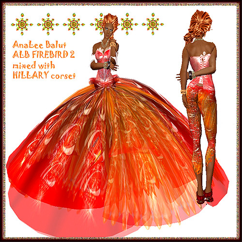 ALB FIREBIRD 2 - AnaLee Balut - ALB DREAM FASHION