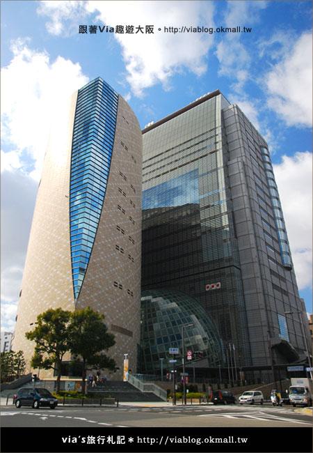 【via關西冬遊記】大阪歷史博物館~探索大阪古城歷史風情2