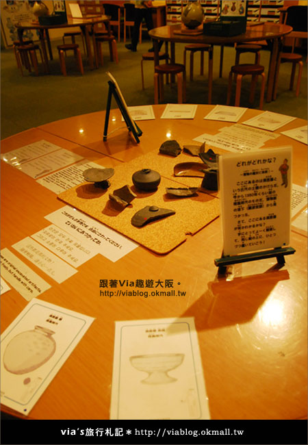 【via關西冬遊記】大阪歷史博物館~探索大阪古城歷史風情19