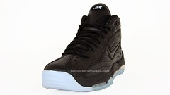 Air Total Max Uptempo black/pale blue colorway