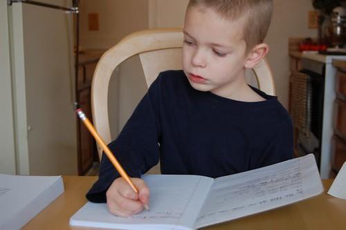 joshua home schooling