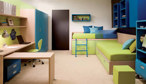 Interior design bedroom ideas for education