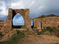 Grosnez Castle