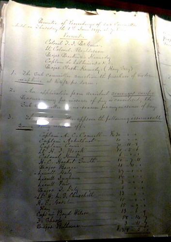 Lt. Winston Churchill did not pay INR 13.00 to Bangalore Club in India