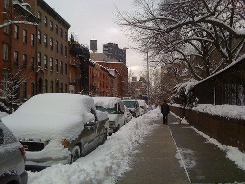 New York Snowpocalypse by you.