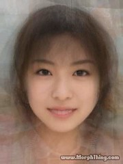 Morphed 24 Faces