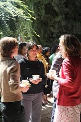 International Woman's day coffee ceremony