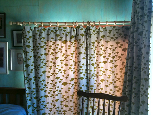 ginkgo curtains