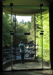 Time for reflection (Bookbinder's Kid) Tags: buildings scotland perthshire dunkeld