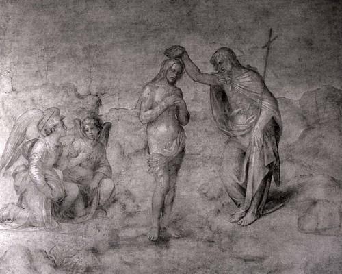 Scalzo Baptism