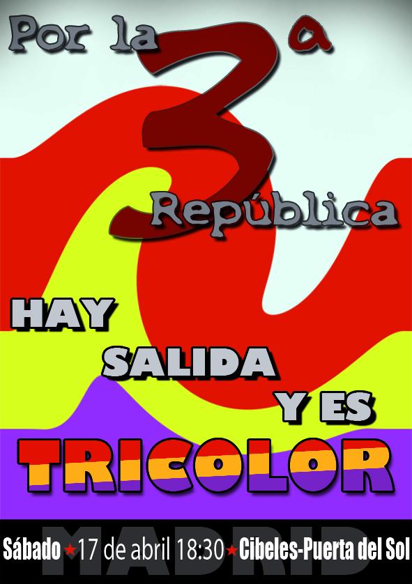 Contra la crisis capitalista, por la III República 4432444422_15c9b03178_o