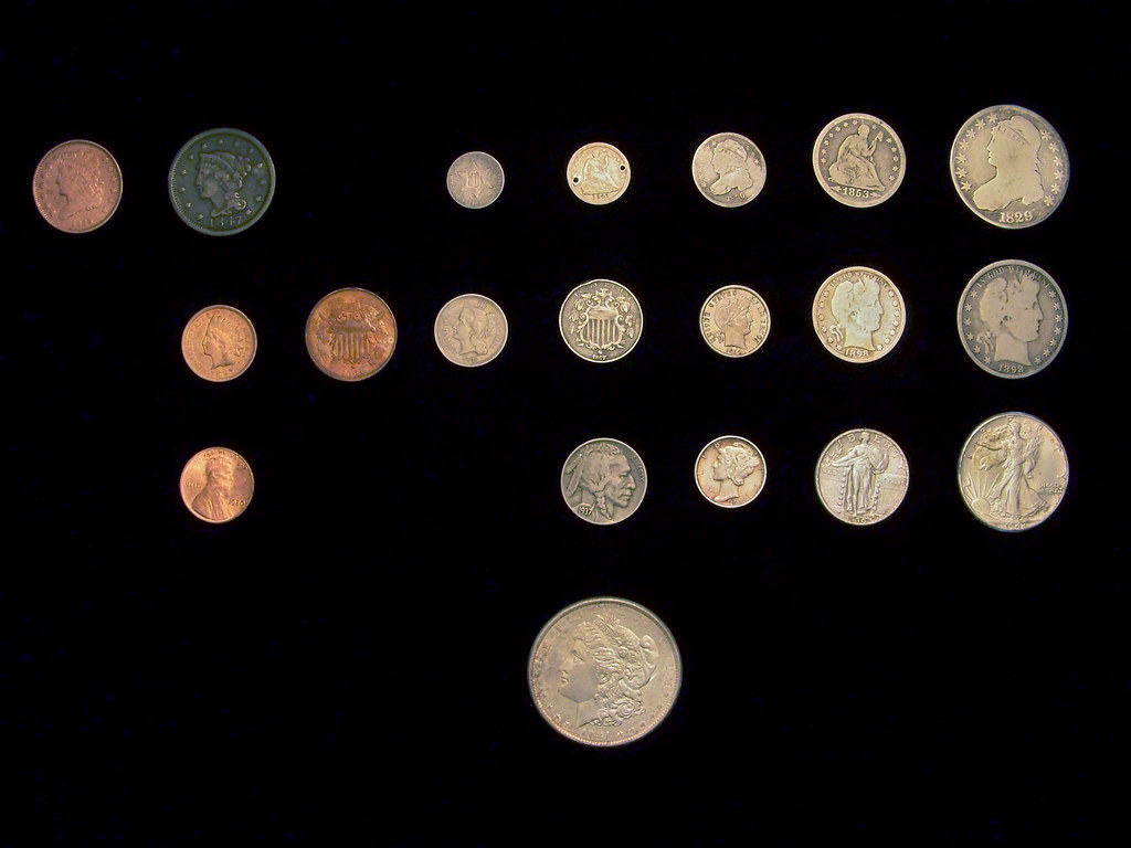 Coin Sizes